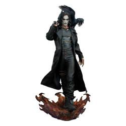 The Crow Statue Premium...
