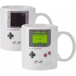 Nintendo Mug Thermo-Réactif...