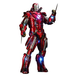 Hot Toys MMS618D43 Iron Man...