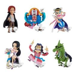 One Piece Set de 6 Statues...