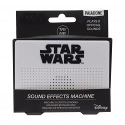 Star Wars Sound Effect Box 7cm
