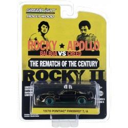 Rocky II 1979 Pontiac...