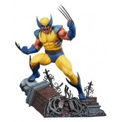 Marvel Future Fight Statue...